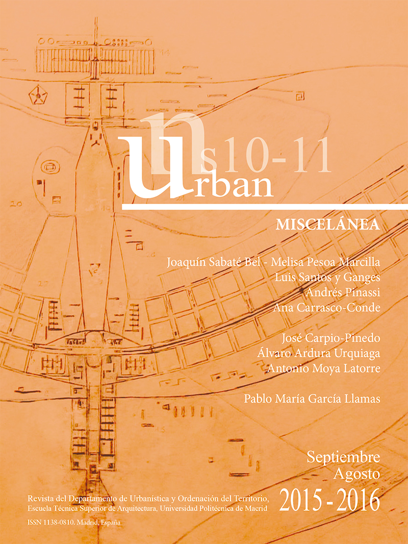 Revista Urban. NS 10-11. Miscelánea
